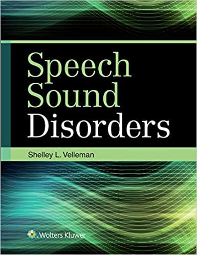 Speech Sound Disorders - Original PDF