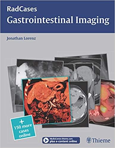 Radcases Gastrointestinal Imaging (Radcases Plus Q&A) - Original PDF