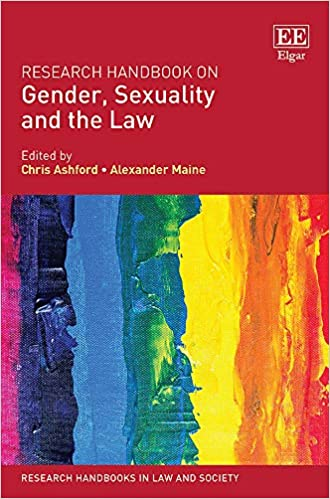 Research Handbook on Gender, Sexuality and the Law (Research Handbooks in Law and Society)  [2020] - Original PDF