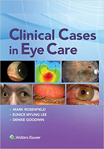 Clinical Cases in Eye Care - Epub + Converted pdf