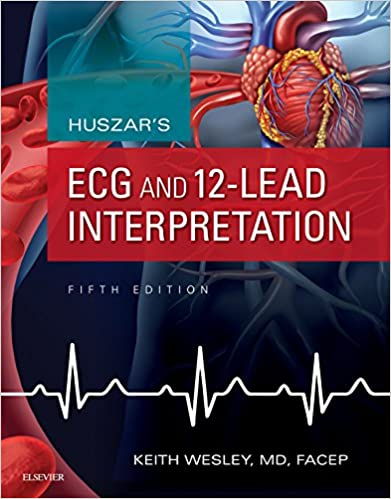 Huszar's ECG and 12-Lead Interpretation - E-Book (5th Edition) - Epub + Converted pdf