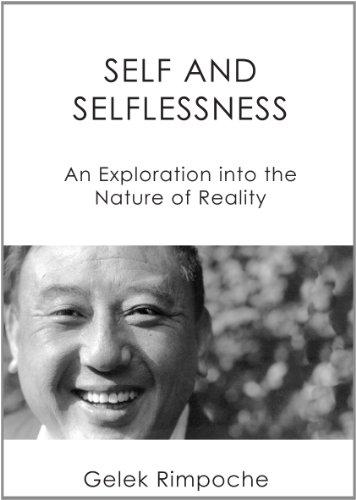 Self and Selflessness - Epub + Converted pdf