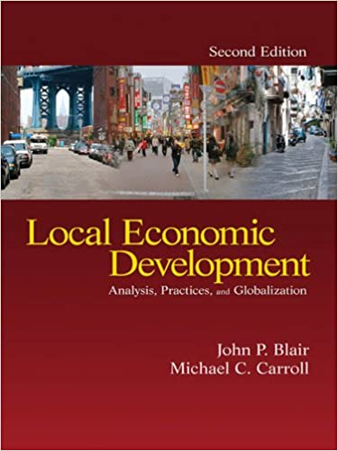 Local Economic Development: Analysis, Practices, and Globalization (2nd Edition) - Epub + converted Pdf