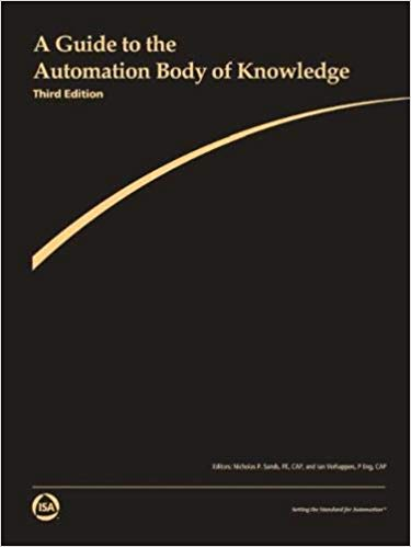 A Guide to the Automation Body of Knowledge (3rd Edition)[pdf][2018]