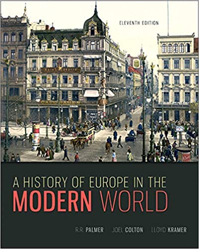 A History of Europe in the Modern World (11th Edition) - Epub + Converted pdf