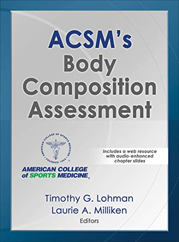 ACSM's Body Composition Assessment [2019] - Orginal pdf + Epub