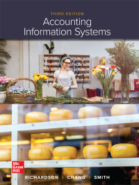 Accounting Information Systems (3rd Edition) BY Richardson - Epub + Converted pdf