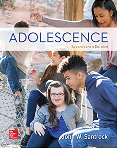 Adolescence (17th Edition) [2019] - Original PDF