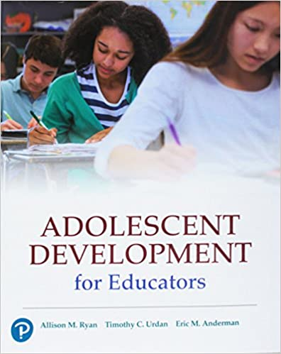 Adolescent Development for Educators - Original PDF