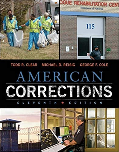 American Corrections (11th Edition) - Original PDF