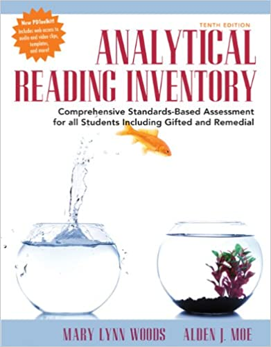 Analytical Reading Inventory: Comprehensive Standards-Based Assessment for All Students Including Gifted and Remedial (10th Edition) - Original PDF