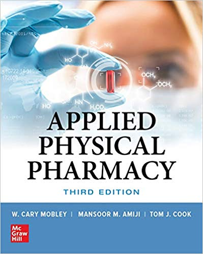 Applied Physical Pharmacy (3rd Edition)