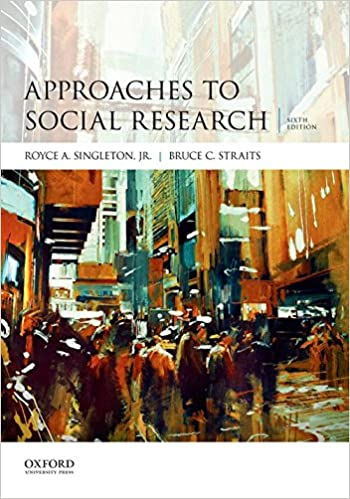 Approaches to Social Research (6th Edition) - Original PDF
