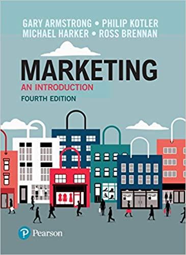 Marketing: An Introduction (4th Edition) - Original PDF