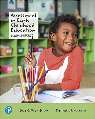 Assessment in Early Childhood Education (8th Edition) [2019] - Original PDF