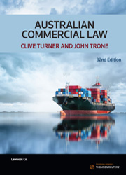 Australian Commercial Law (32th Edition) - Orginal Pdf