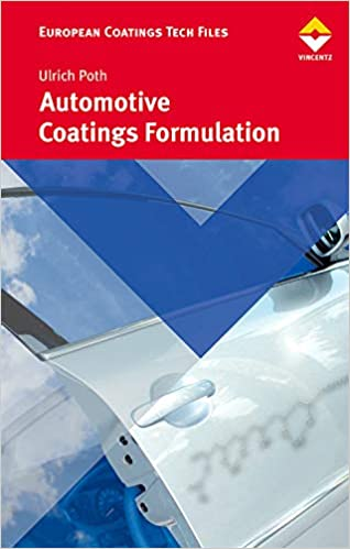 Automotive Coatings Formulations Chemistry, Physics und Practices - Original PDF