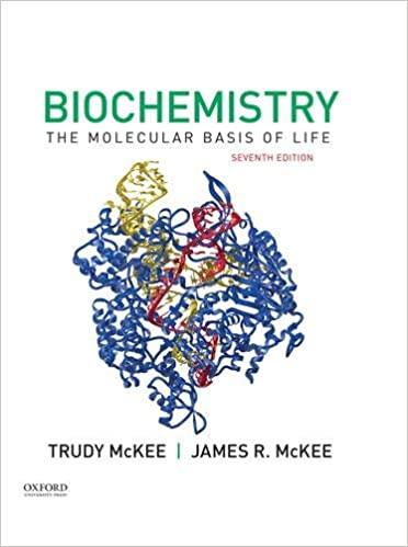Biochemistry: The Molecular Basis of Life (7th Edition) [2019] - Epub + Converted Pdf