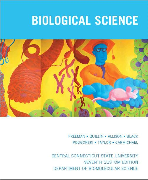 Biological Science: Central Connecticut State University, Department of Biomolecular Science [2020] - Orginal pdf