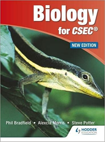 Biology for CSEC (New Edition) - Original PDF