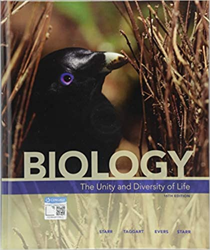 Biology: The Unity and Diversity of Life (15th Edition) [2019] - Original PDF