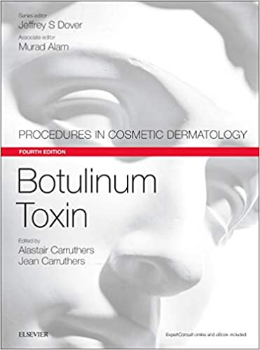 Botulinum Toxin: Procedures in Cosmetic Dermatology Series (4th Edition) - pdf