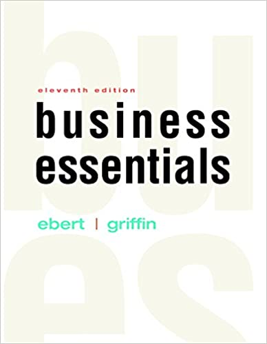 Business Essentials (11th Edition) - Original PDF