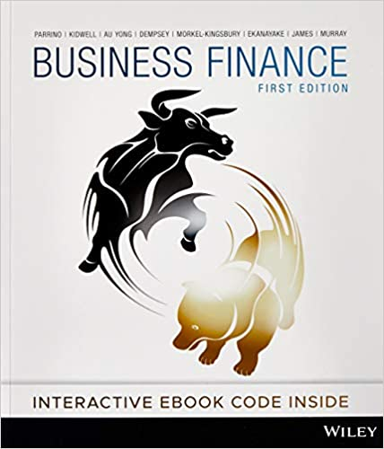 Business Finance BY Parrino - Orginal Pdf