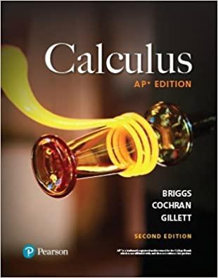 Calculus AP Edition (2nd edition) - Original PDF