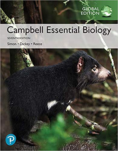 Campbell Essential Biology, Global Edition (7th Edition)