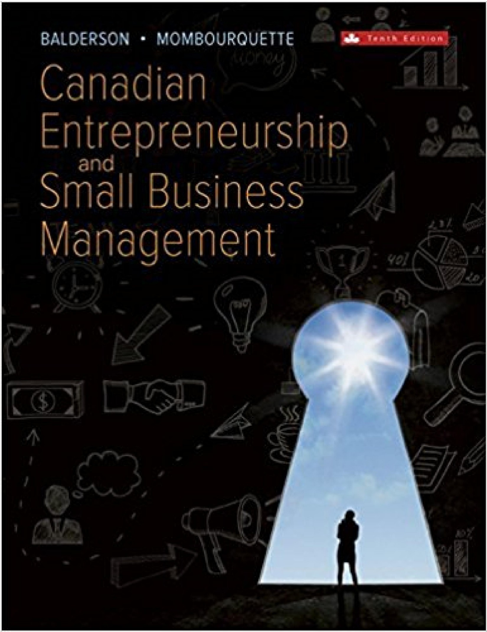 Canadian Entrepreneurship and Small Business Management (10th Edition) - Orginal Pdf