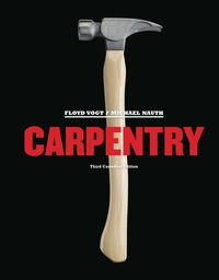 Carpentry (3rd Edition) BY Vogt - Hq Pdf