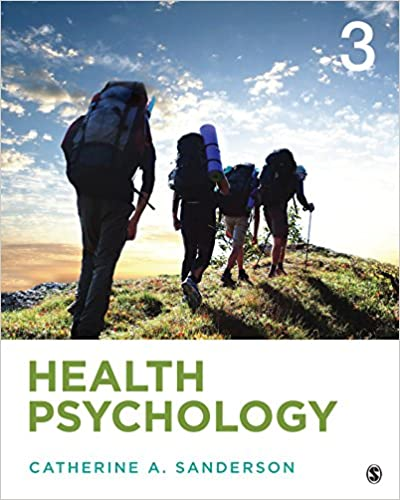 Health Psychology: Understanding the Mind-Body Connection (3rd Edition) [2019] - Epub + Converted pdf