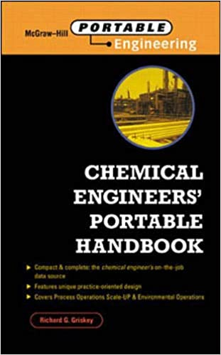 Chemical engineers' portable handbook - Orginal Pdf