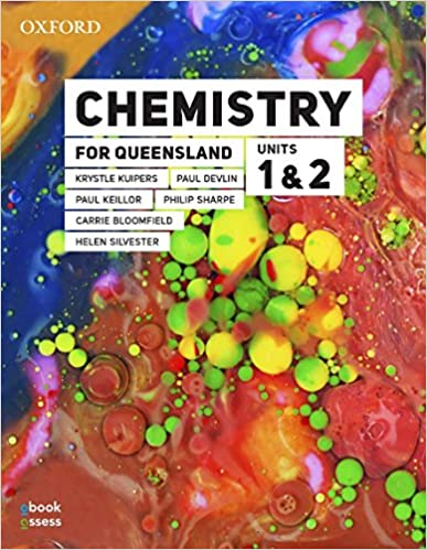 Chemistry for Queensland Units 1 & 2 Student book + obook assess [2019] - Original PDF
