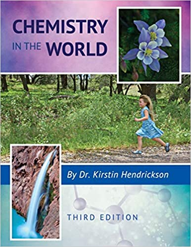 Chemistry in the World (3rd Edition) BY Hendrickson - Orginal Pdf