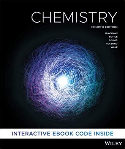 Chemistry (4th edition) Blackman