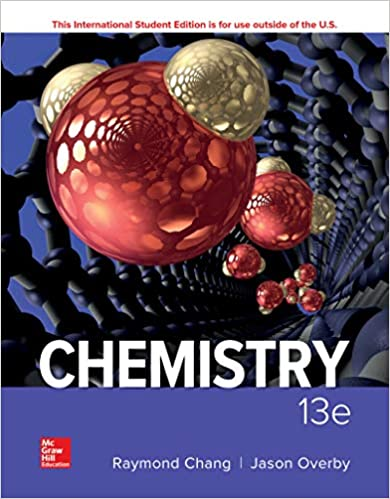 Chemistry - Student Solutions Manual - 13th edition