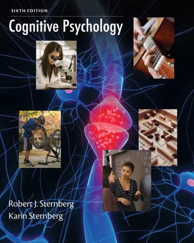 Cognitive Psychology (6th Edition) BY Sternberg - Orginal Pdf