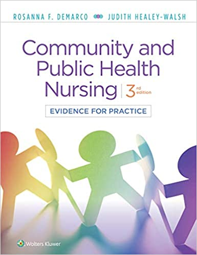 Community & Public Health Nursing: Evidence for Practice (3rd Edition) [2019] - Epub + Converted Pdf