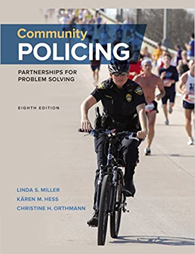 Community Policing: Partnerships for Problem Solving (8 Edition) - Original PDF