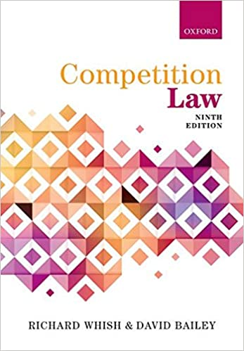 Competition Law (9th Edition) - Converted Pdf