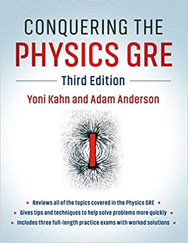 Conquering the Physics GRE (3rd Edition)