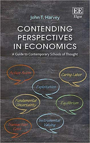 Contending Perspectives in Economics: A Guide to Contemporary Schools of Though
