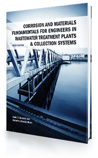 Corrosion and Materials Fundamentals for Engineers in Wastewater Treatment Plants and Collection Systems (3rd Edition) - Original PDF