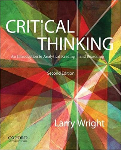 Critical Thinking: An Introduction to Analytical Reading and Reasoning (2nd Edition) - Image pdf with ocr