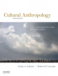 Cultural Anthropology: A Perspective on the Human Condition (10th Edition) - Image pdf with ocr