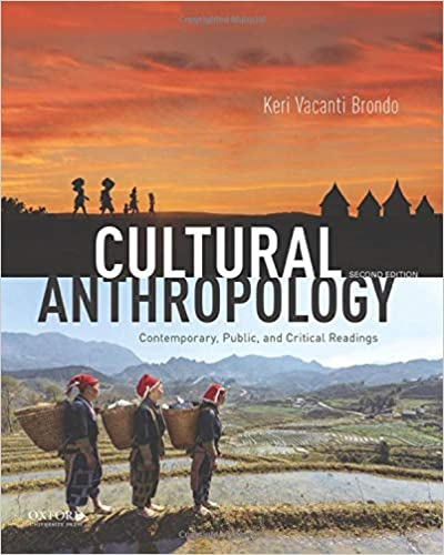 Cultural Anthropology: Contemporary, Public, and Critical Readings (2nd Edition) - Epub + Converted Pdf
