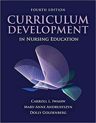 Curriculum Development in Nursing Education 4th Edition