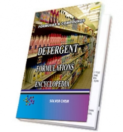 DETERGENT FORMULATIONS ENCYCLOPEDIA - Pdf